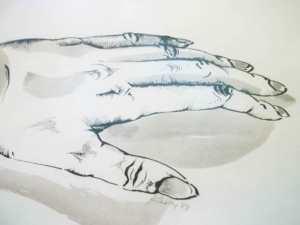 Hand by Catherine Kobley Berke