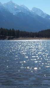Steeples Mountains at Horseshoe Lake