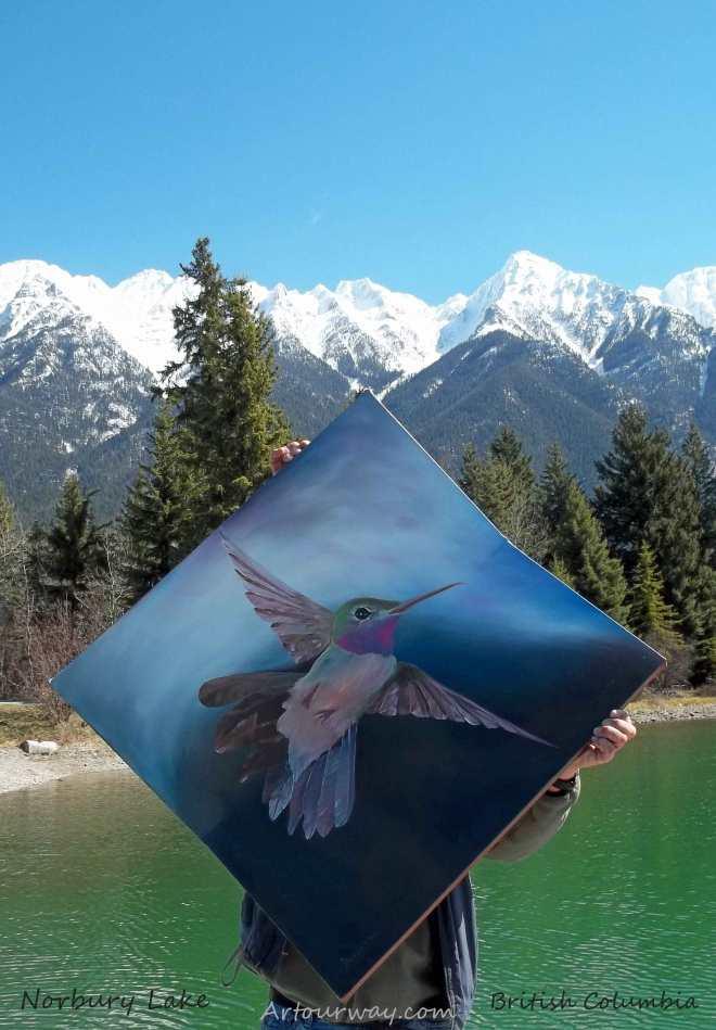 Norbury Lake, British Columbia