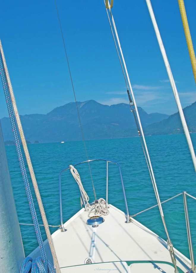 Sailing~