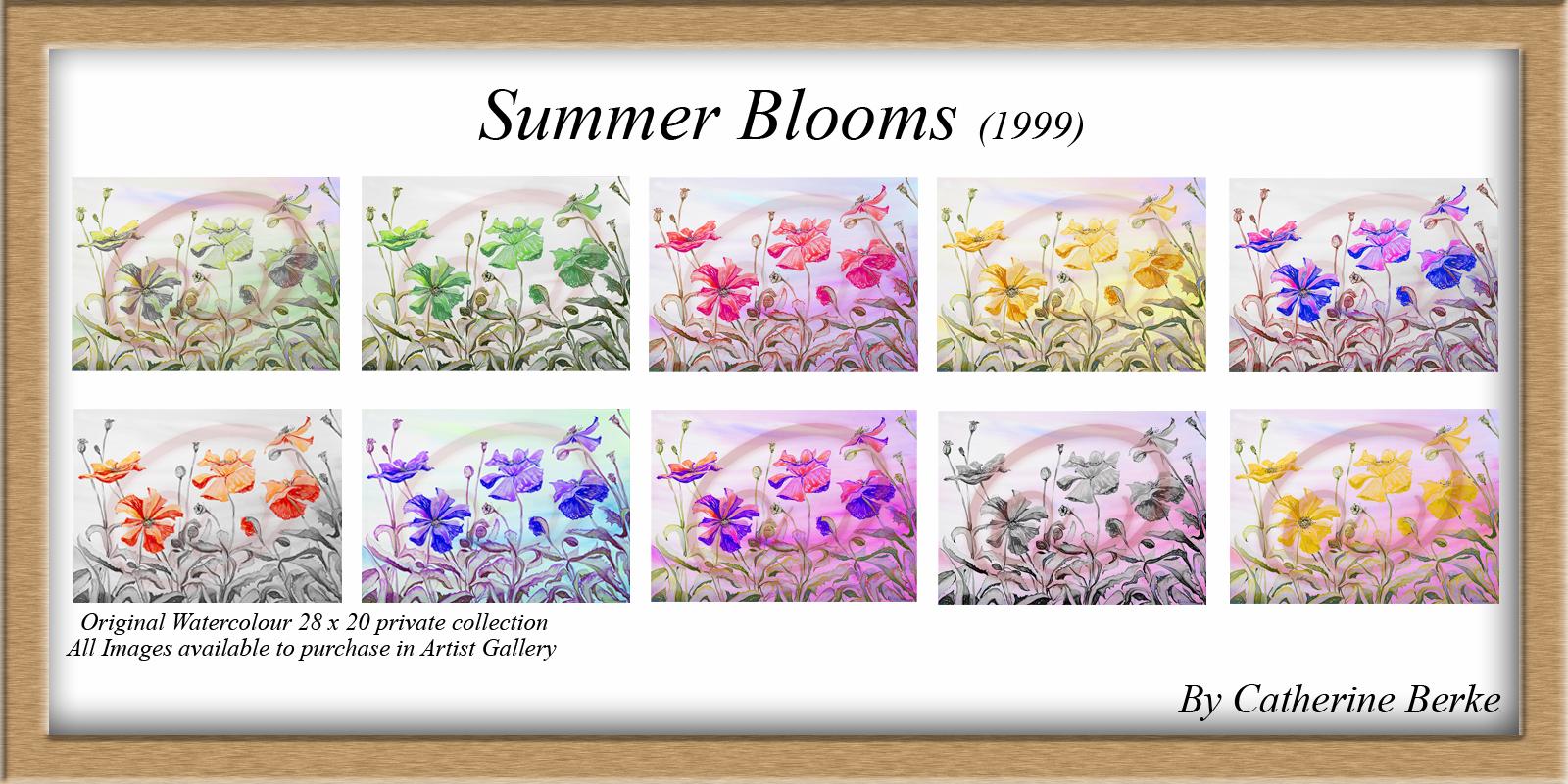 Summer Blooms Gallery