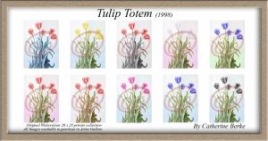 Tulip Totem