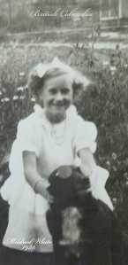 Mildred White 1936