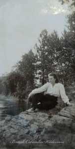 British Columbia Wilderness 1946