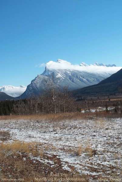 Mystifying Rocky Mountains