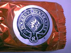 Rogers' Chocolate Design